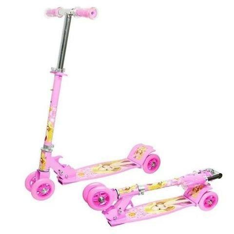 Patinete Infantil 3 rodas ( Frozen,Barbie) - Foto 3