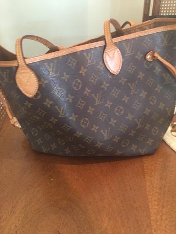 f51c2c74c7 Bolsa Louis Vuitton neverfull original - Bolsas, malas e mochilas ...