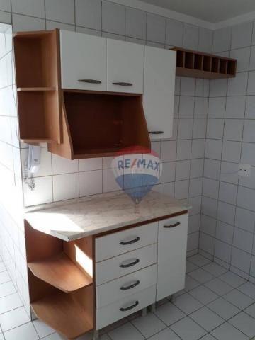 Apartamento com 3 dormitórios à venda, 99 m² por r$ 350.000,00 - ponta negra - natal/rn - Foto 7