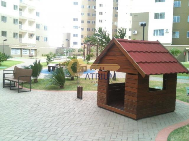 Apartamento à venda, 3 quartos, 2 vagas, flodoaldo pontes pinto - porto velho/ro - Foto 14