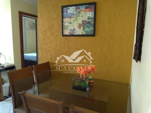 Apartamento à venda com 2 dormitórios em Morada de laranjeiras, Serra cod:AP263SO - Foto 7