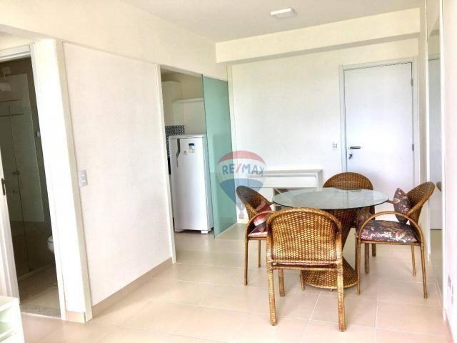 Apartamento com 2 dormitórios à venda, 52 m² por r$ 239.990,00 - ponta negra - natal/rn - Foto 5