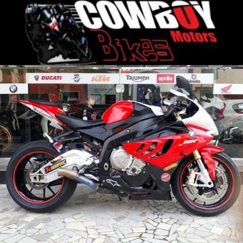 BMW S1000rr. Cowboy Bikes Motors!