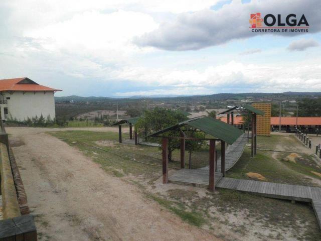 Flat residencial mobiliado à venda, Gravatá - PE - Foto 16