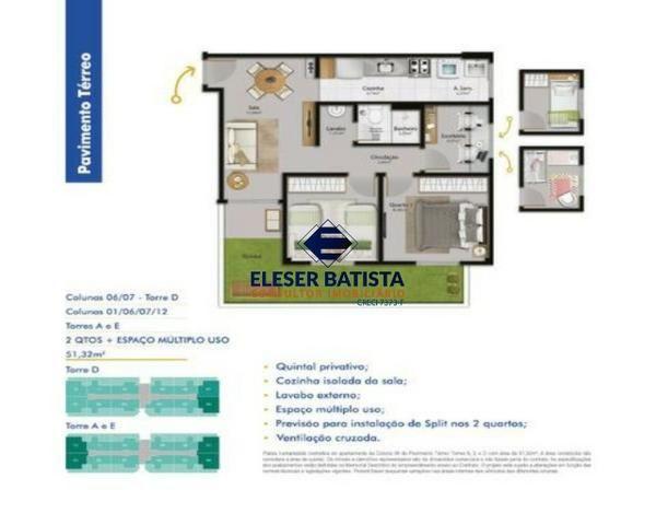 O.P.O.R.T.U.N.I.D.A.D.E.S >> Condomínio Vista do Horizonte - Foto 12