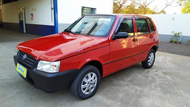 FIAT UNO 2005/2006 1.0 MPI MILLE FIRE 8V FLEX 4P MANUAL