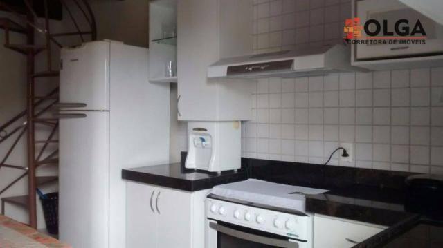 Flat residencial mobiliado à venda, Gravatá - PE - Foto 8