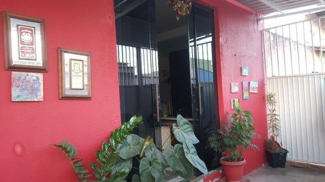 Excelente Casa 2 Qtos, Toda na Laje, Bairro Residencial Oeste - Aceito Troca - Foto 2