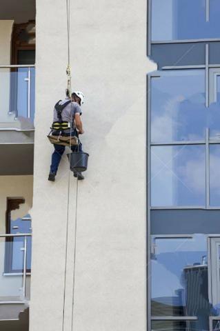 Pintores de fachada serviços em altura rj rio de janeiro - Foto 4
