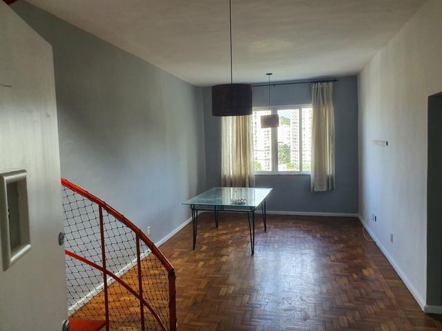 Duplex reformado na Rua Alice, Laranjeiras - Foto 4