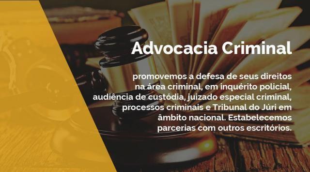 Criminalista Advogado