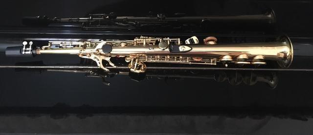 Sax Soprano Yamaha Japan - Foto 4