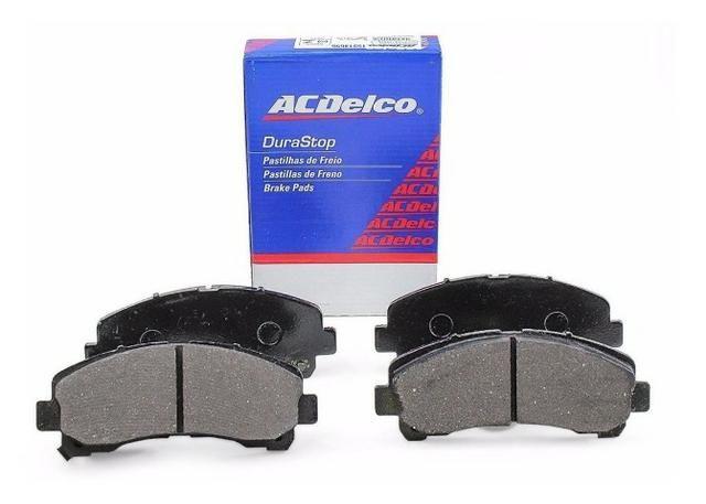 Jogo pastilha do freio dianteiro- S10 nova/TrailBlazer 2012 a 2016 AC Delco