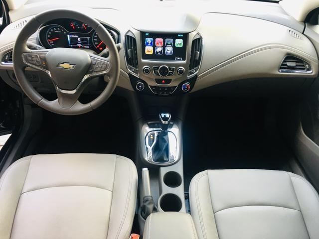 Cruze Sedan LTZ 1.4 Turbo 2018 Apenas 19mkm - Foto 9