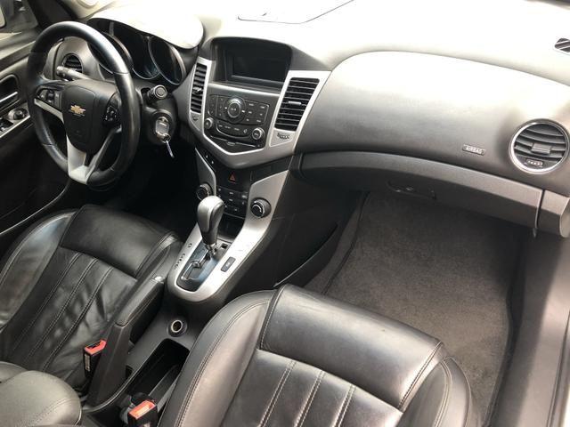 Cruze Sedan LT 1.8 Flex Aut com Gnv - Foto 6