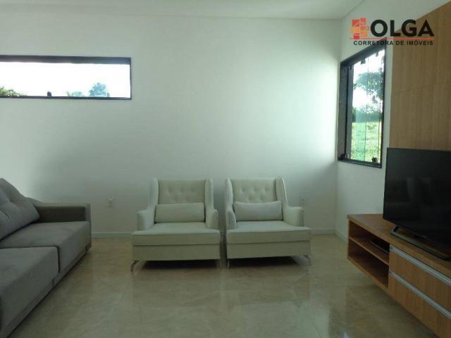 Casa em condomínio de alto padrão, à venda - Gravatá/PE - Foto 20