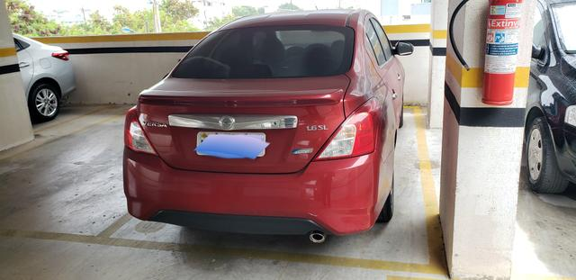 Nissan Versa SL CVT e + - Foto 5