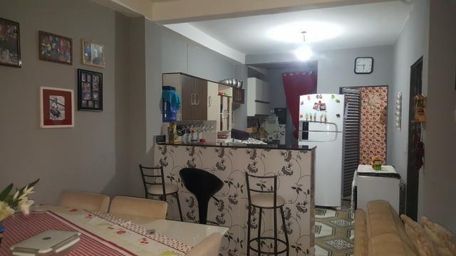 Excelente Casa 2 Qtos, Toda na Laje, Bairro Residencial Oeste - Aceito Troca - Foto 5