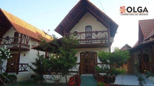 Village com 3 dormitórios à venda, 104 m² por R$ 270.000,00 - Prado - Gravatá/PE