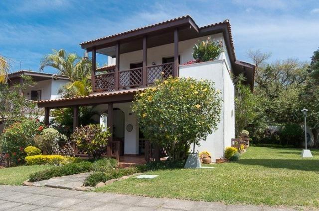 Casa de condomínio à venda com 3 dormitórios em Pedra redonda, Porto alegre cod:5196