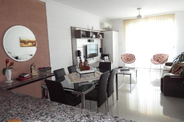 Lindo apartamento com 3 dormitórios à venda, 102 m² por r$ 720.000 - gambôa do belém (cunh - Foto 2