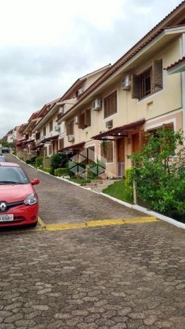 Casa de condomínio à venda com 3 dormitórios em Espírito santo, Porto alegre cod:9914988