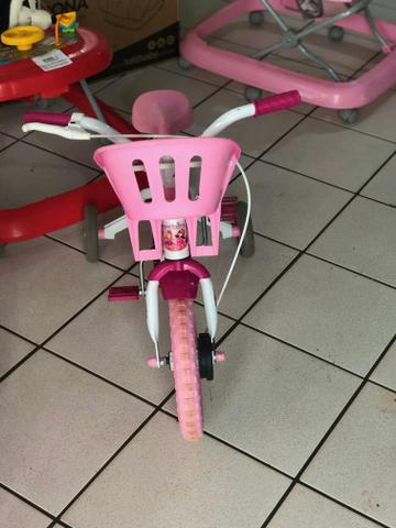 Bike da Princesinha - 03 a 05 anos - Foto 2