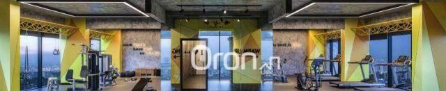 Apartamento com 2 dormitórios à venda, 71 m² por R$ 396.000,00 - Setor Marista - Goiânia/G - Foto 16