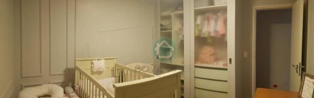 Lindo apartamento planejado de 3 quartos no jd dos estados - Foto 12