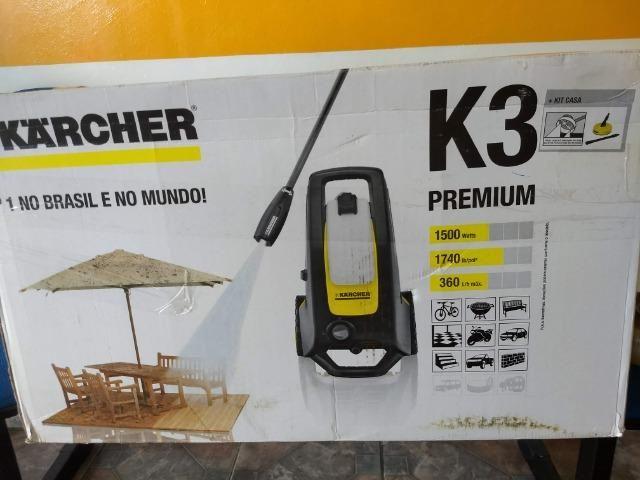 Lava jato k3 novo na caixa. Vendo hoje com entrega - Foto 2