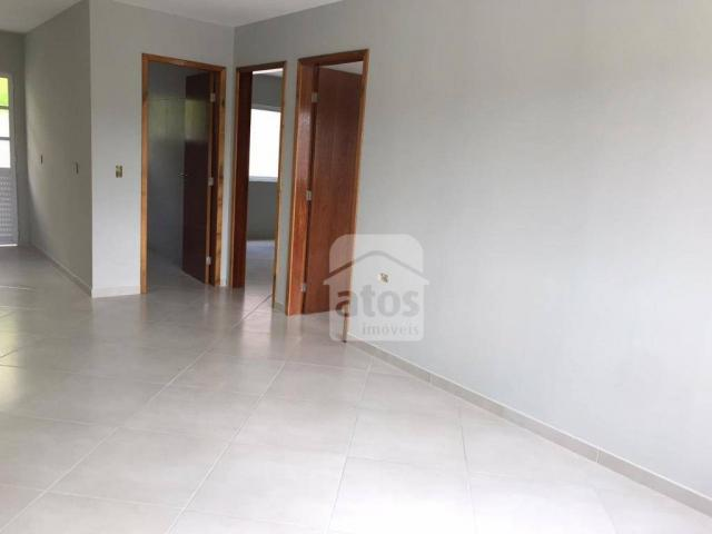Apartamento com 2 dormitórios à venda, 55 m² por R$ 165.000,00 - Jardim São Vicente - Camp - Foto 3