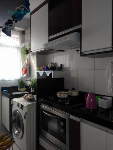 Apartamento à venda com 2 dormitórios em Morada de laranjeiras, Serra cod:4278 - Foto 5