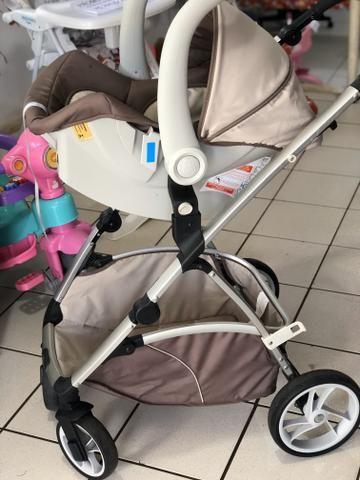 Carrinho de bebê Dzieco Malu - Foto 2