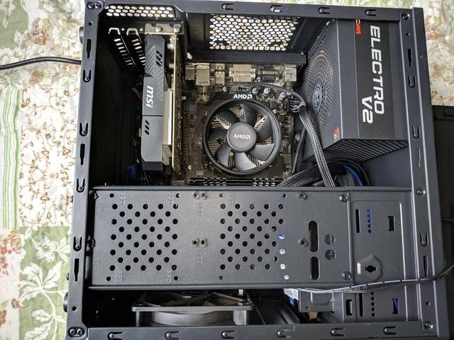 Promoção BlackFriday PC Gamer + Teclado Mecânico - Foto 3