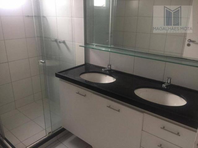 Apartamento com 3 dormitórios à venda, 150 m² por R$ 930.000 - Aldeota - Fortaleza/CE - Foto 7