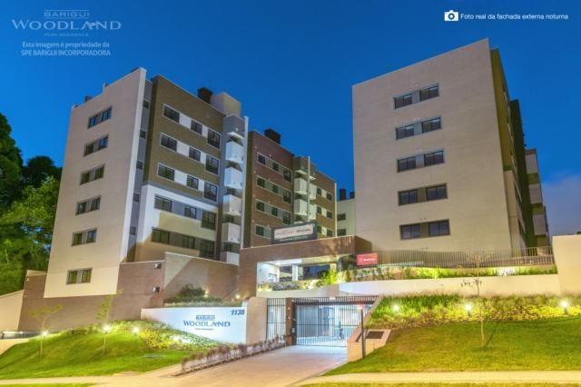 Apartamento à venda com 2 dormitórios em Santo inacio, Curitiba cod:91207.003