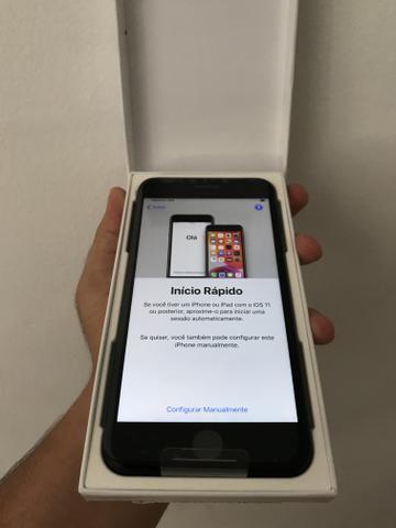 IPhone 7 Plus Aparelho de Vitrine 128gb Rosé e Dourado com Garantia e Procedência - Foto 4