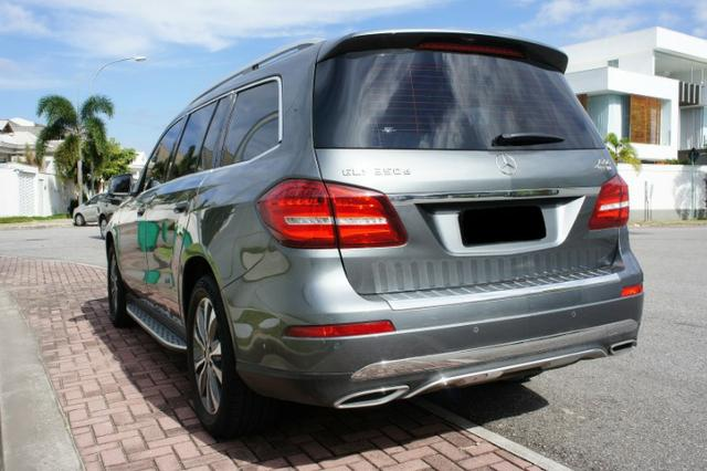 Mercedes Benz GLS 350 Diesel 2017 Suv Top Blindado - Foto 8