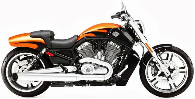 Harley Davidson V-Rod Muscle 1250 cc - Foto 3