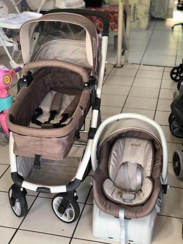 Carrinho de bebê Dzieco Malu - Foto 5