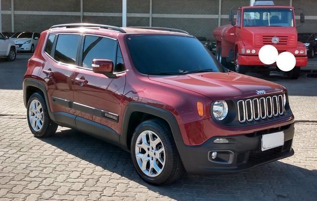 Jeep Renegade Sport 1.8 Flex Automático 2018 estado de zero km !