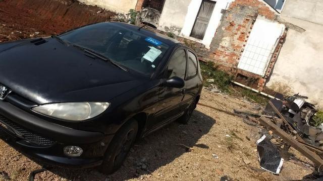 Peugeot 206 1.4 2008 Sucata Em Peças - Foto 7