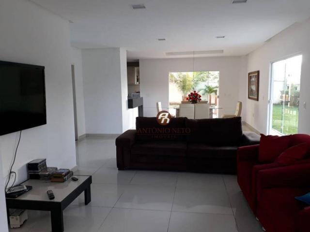 Casa com 4 dormitórios à venda, 30 m² por R$ 1.500.000,00 - Condomínio Alphaville Fortalez - Foto 7