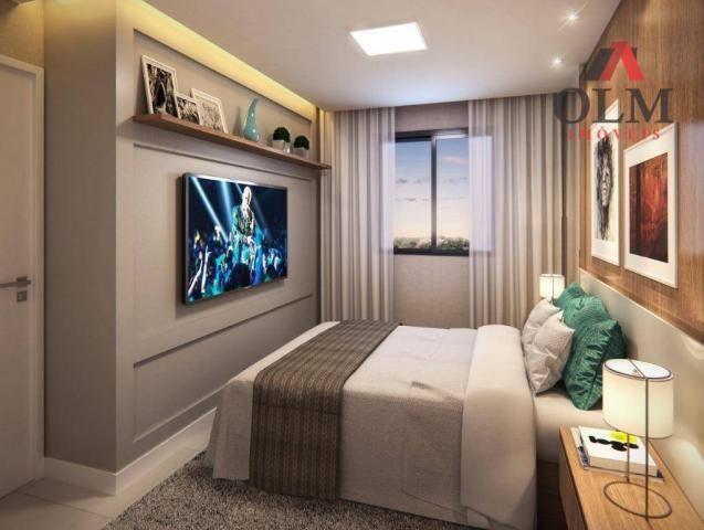 Apartamento com 2 dormitórios à venda, 48 m² por R$ 179.370 - Passaré - Fortaleza/CE - Foto 10