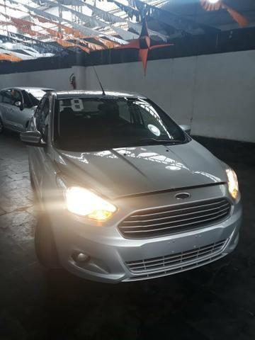 Ford ka 1.5 se plus// pequena entrada + parcelas fixas de 699.00