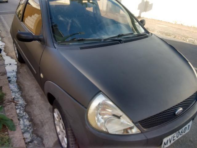 Ford ka zetec rocam básico vendo ou troco - Foto 2