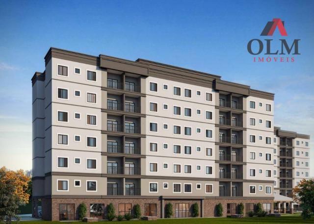 Apartamento com 2 dormitórios à venda, 48 m² por R$ 179.370 - Passaré - Fortaleza/CE