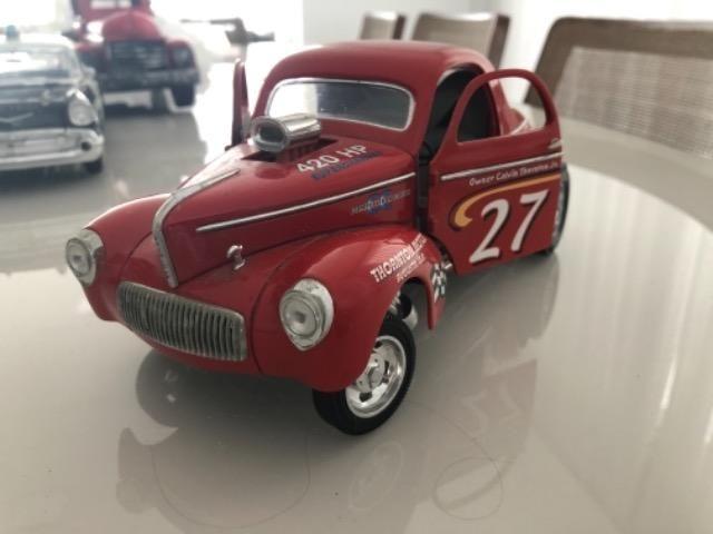 Miniaturas carros em metal 1:24 - Foto 6