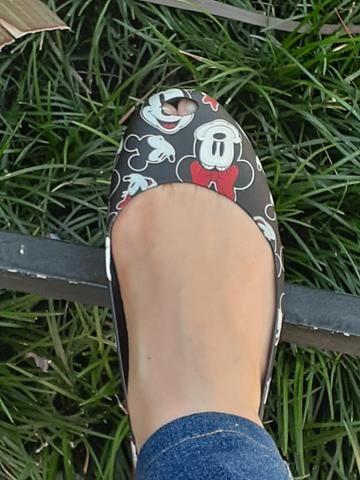 Melissas originais mickey miney. edição limitada - Foto 6