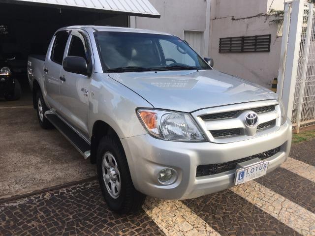Toyota - Hilux 2.5 Sr 4x4 conservada!!! - Foto 6
